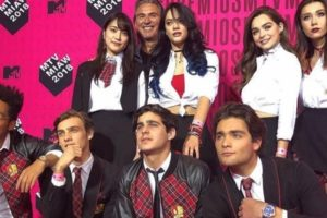 Grupo Like não repete sucesso do RBD. (Foto: Reprodução)