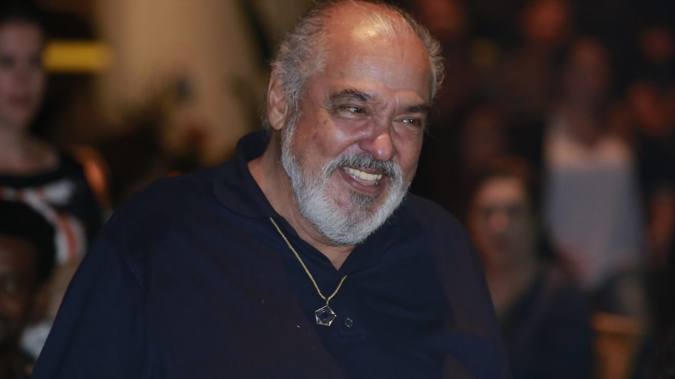 O ator Roberto Bonfim interpretou o Agenor em Segundo Sol (Foto: Artur Meninea/Gshow)
