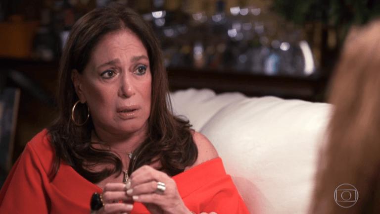 Susana Vieira falou sobre a luta contra a leucemia para o Fantástico da Globo