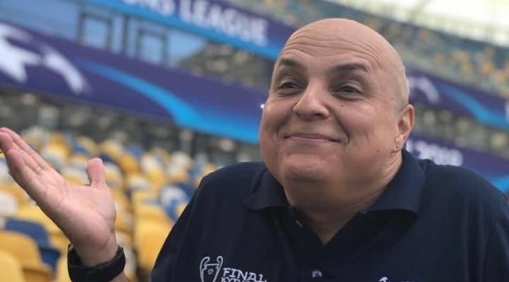 André Henning é narrador e apresentador do Esporte Interativo. (Foto: Reprodução)