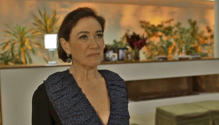 Valentina (Lília Cabral) em O Sétimo Guardião (Foto: Divulgação/Globo)