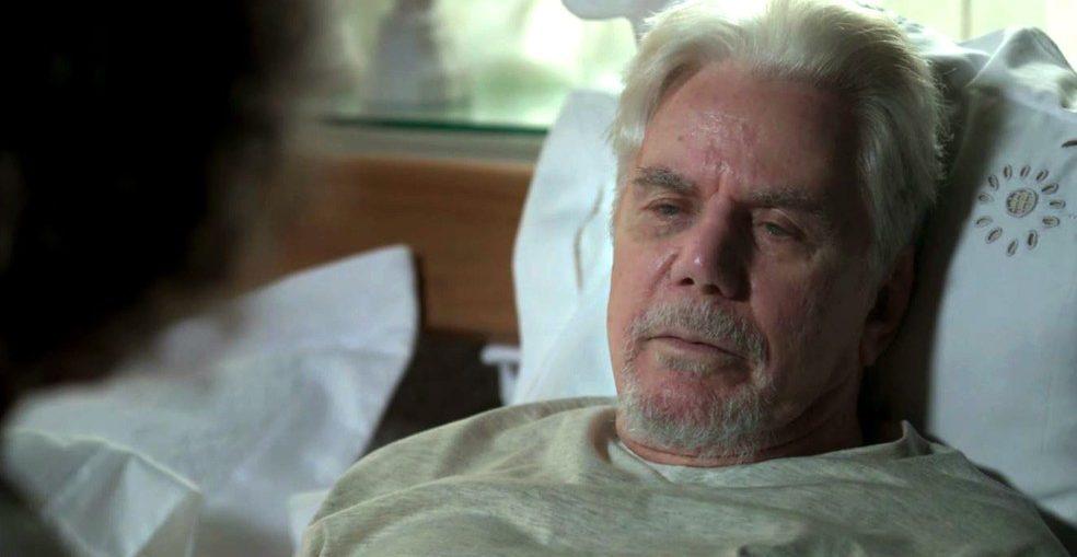 Vicente (Reginaldo Fari) em Espelho da Vida (Foto: Reprodução/Globo)