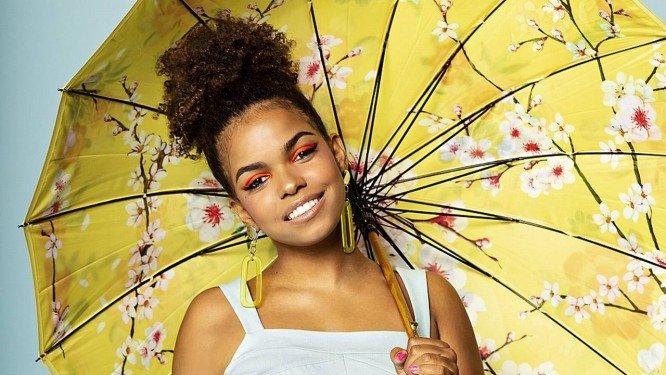 Jeniffer Nascimento É a nova pop star do Brasil (Foto: Luiz Brown)