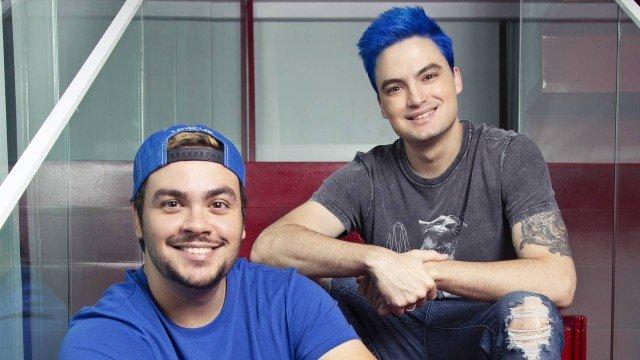 Luccas Neto e Felipe Neto (Foto: Divulgação)