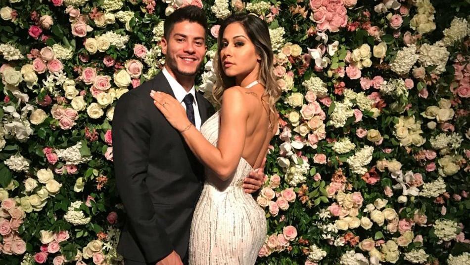 Mayra Cardi e Arthur Aguiar (Foto: Divulgação)