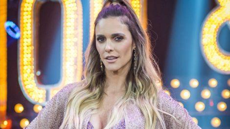 Fernanda Lima no Amor e Sexo (Foto: Globo/Paulo Belote)