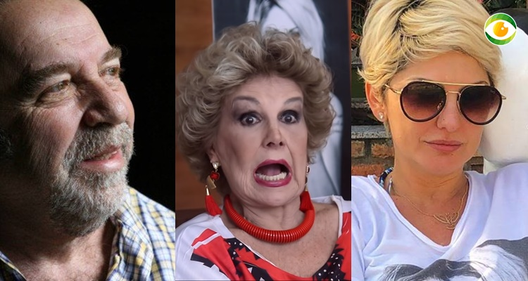 Antonia Fontenelle, Castrinho e Iris Bruzzi envolvidos em polêmicas