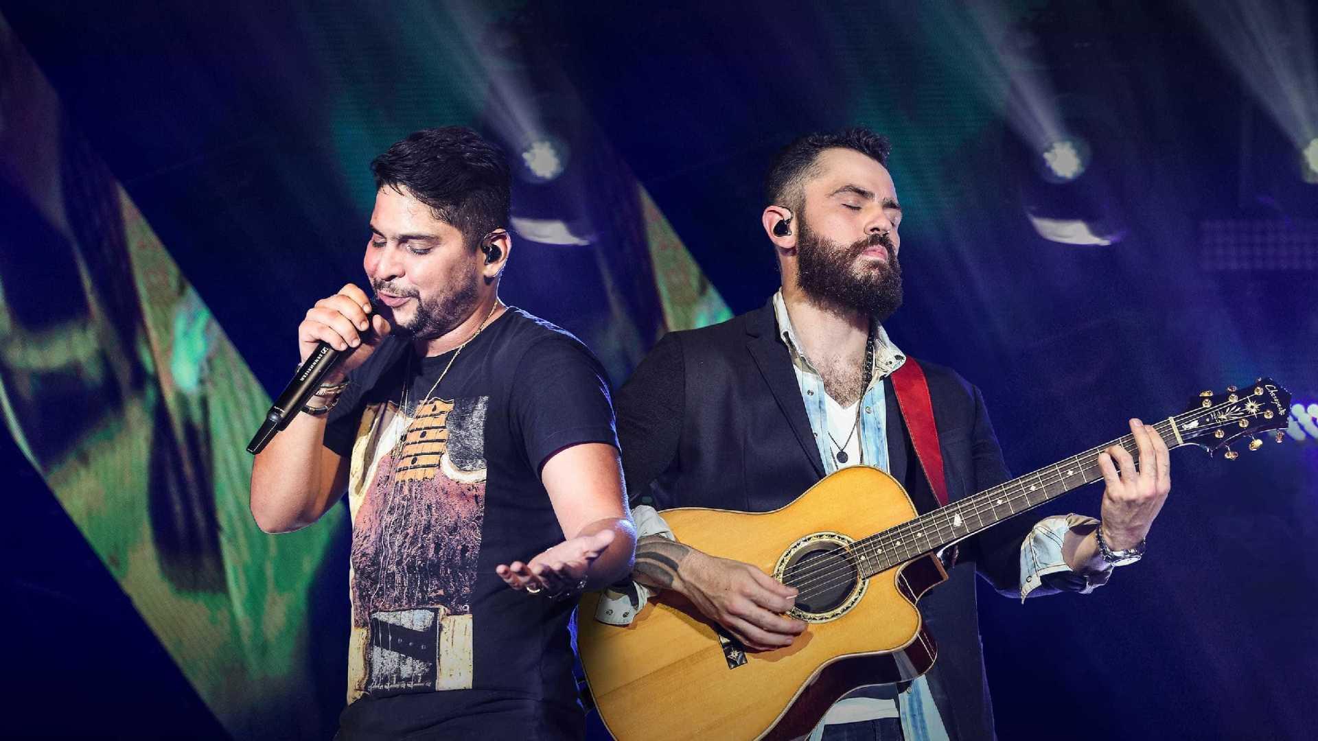 A dupla Jorge e Mateus (Foto: Divulgação)