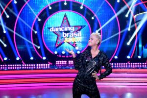Xuxa no Dancing Brasil Junior na Record