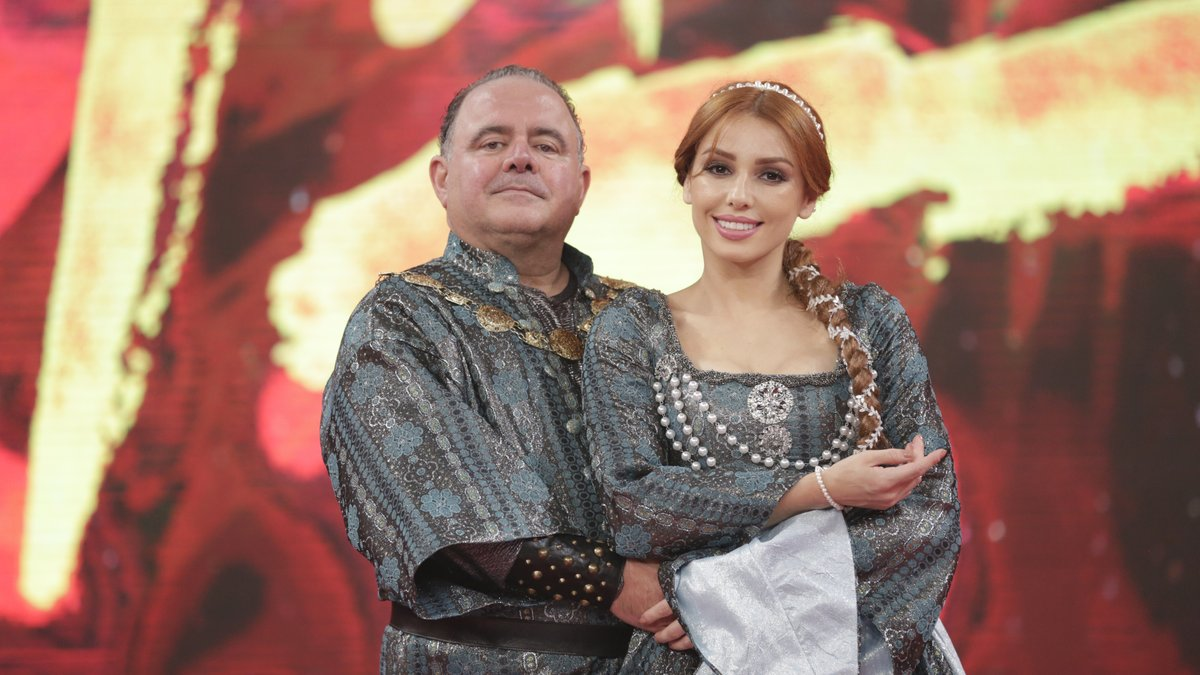 Leo Jaime foi o grande campeão da Dança dos Famosos 2018 (Foto: Divulgação/Globo)