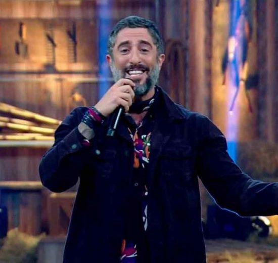 Marcos Mion foi o apresentador de A Fazenda 10 (Foto: Divulgação)