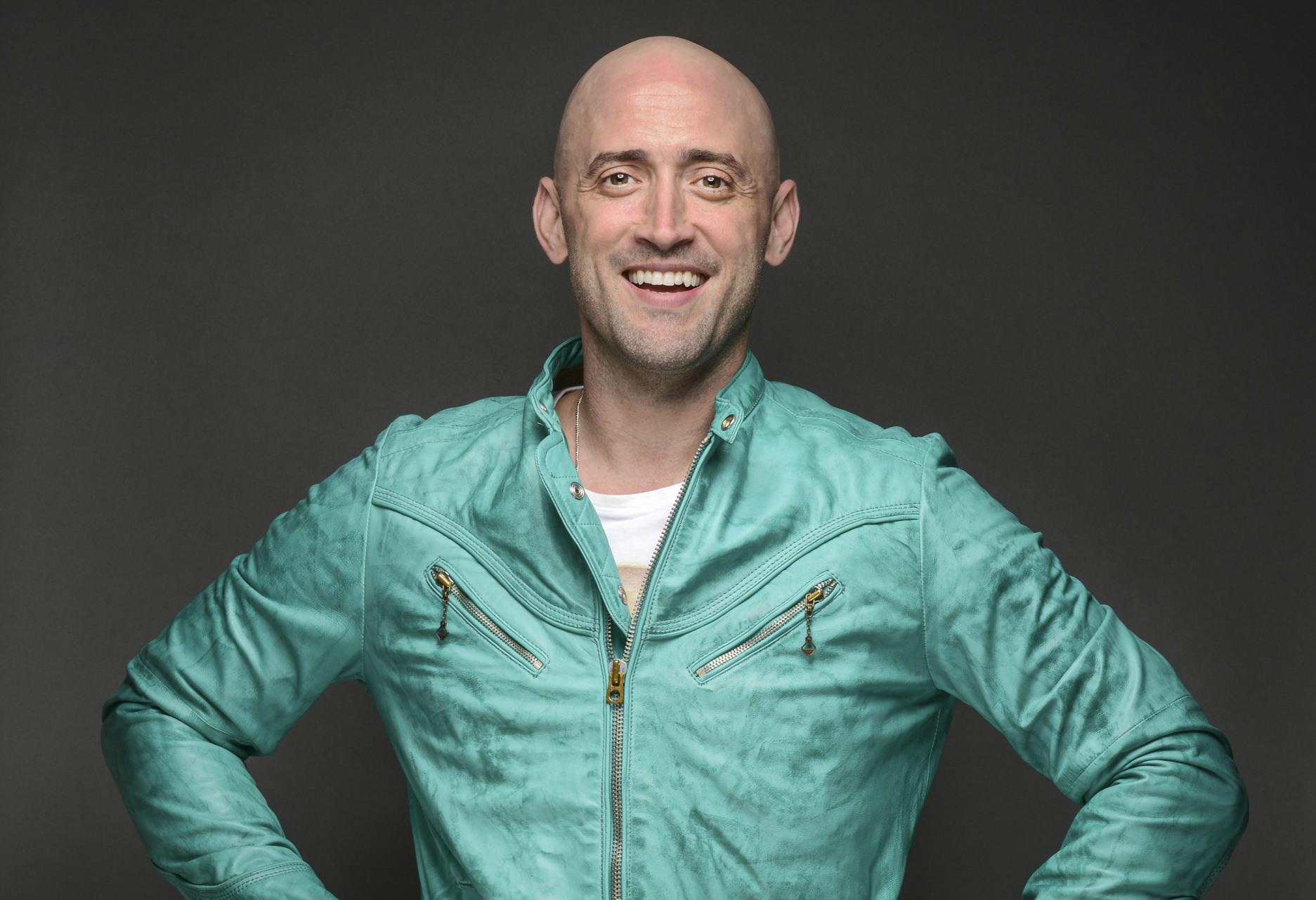 O apresentador e humorista Paulo Gustavo. (Foto: Reprodução)