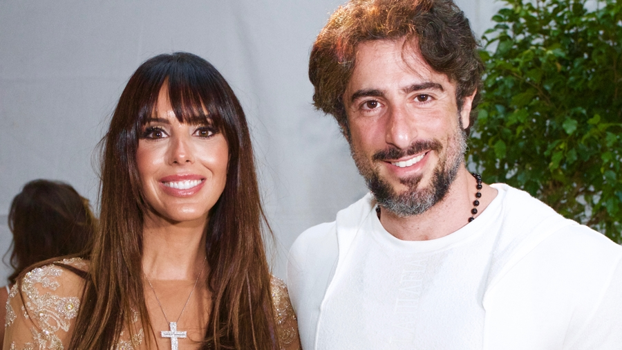 Suzana Gullo e Marcos Mion (Foto: Reprodução)