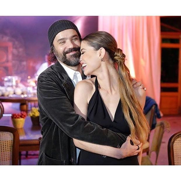 Alinne Moraes e Mauro Lima são casados desde 2012 (Foto: Reprodução/Instagram)