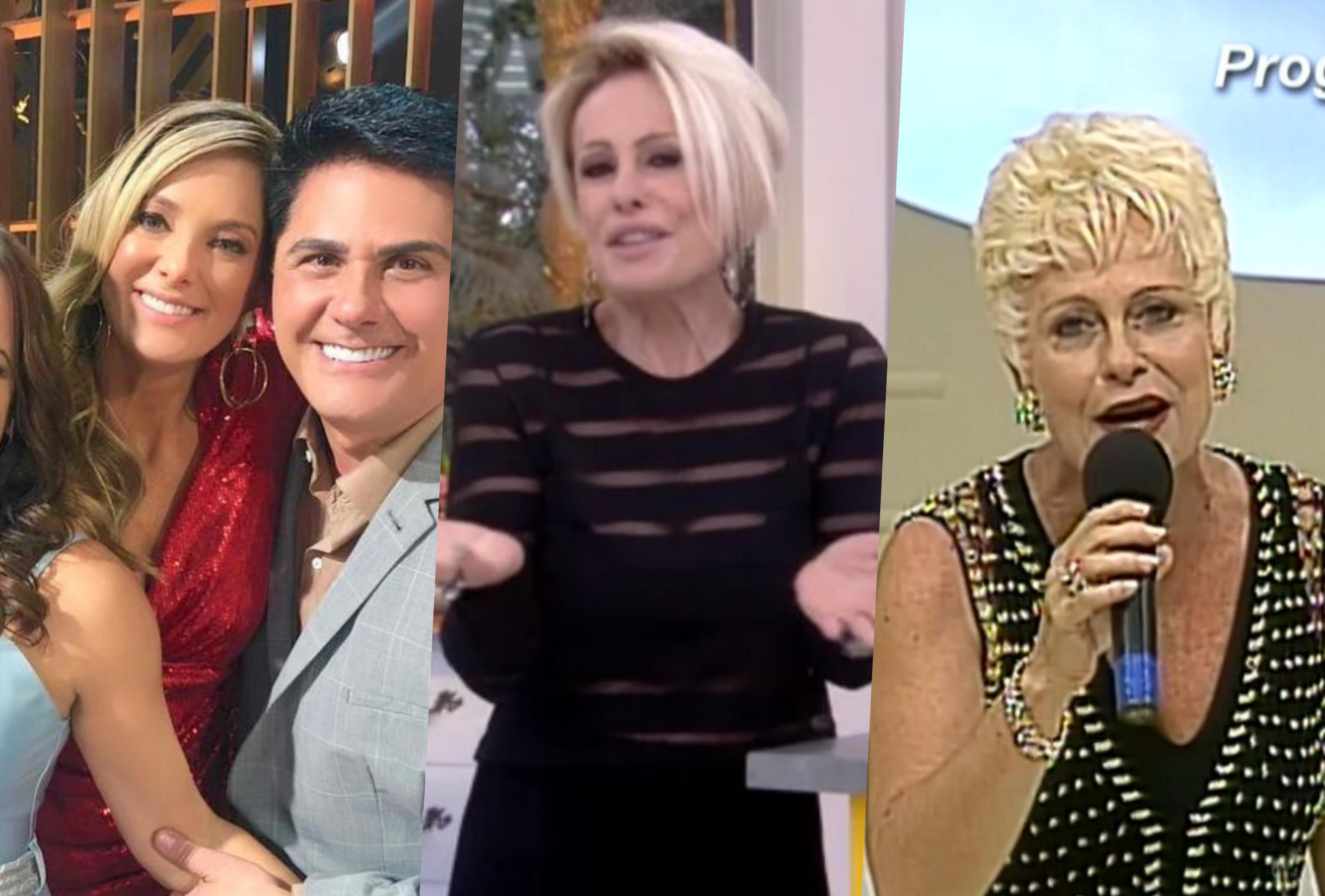 Ana Maria Braga apareceu no especial Família Record e surpreendeu (Foto reprodução)
