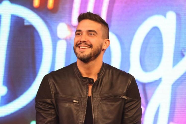 O apresentador André Marques (Foto: Reprodução)