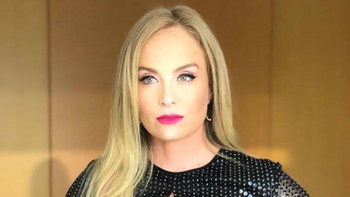A apresentadora Angélica (Foto: Divulgação)