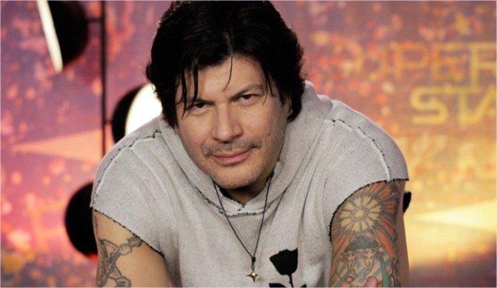 O ex-cantor do RPM, Paulo Ricardo (Foto: Divulgação)