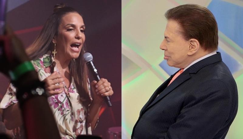 """Ivete Sangalo defende Claudia Leitte e detona atitude de Silvio Santos: """"Idiota"""""""