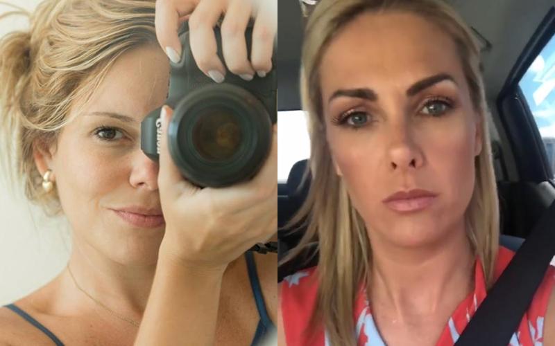 f474d7849acfa Mulher identificada como a responsável pelas mensagens contra Ana Hickmann  (Foto  Reprodução Facebook