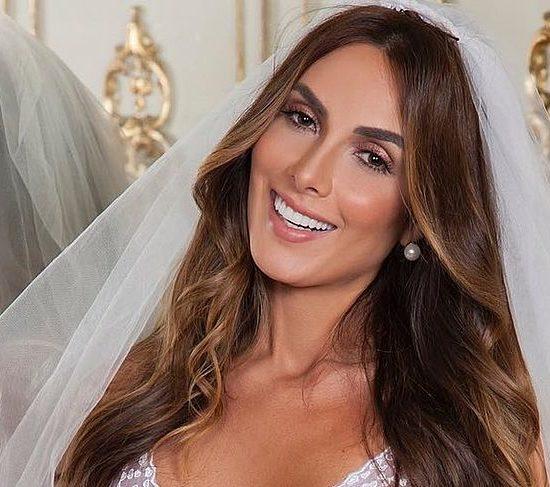 7ab932e87a103 Preparando um casamento de princesa, Nicole Bahls revela detalhes da  luxuosa cerimônia  confira