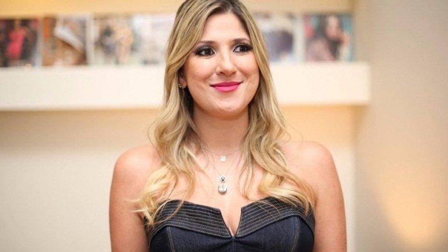 Dani Calabresa é finalista da Dança dos Famosos (Foto: Divulgação)