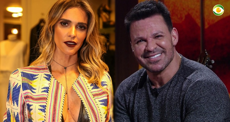 Briga entre Eduardo Costa e Fernanda Lima