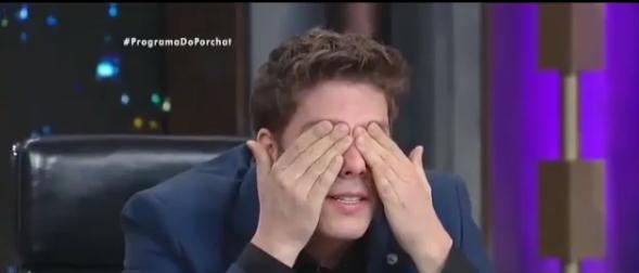 O apresentador Fábio Porchat está de saída da Record. (Foto: Reprodução)