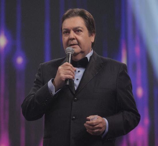 Faustão no Melhores do Ano 2018 (Foto: Divulgação/Globo)