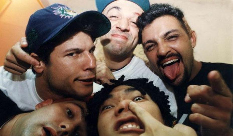 A banda Mamonas Assassinas (Foto: Divulgação)