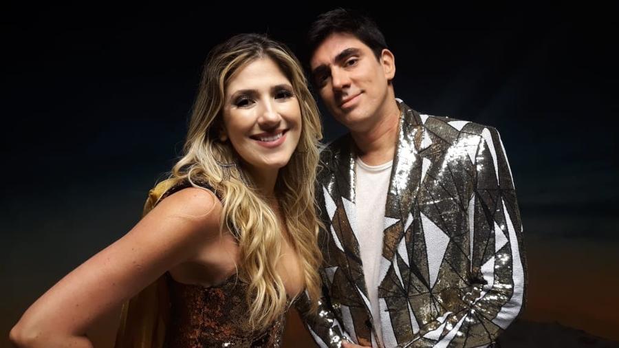 Humoristas Dani Calabresa e Marcelo Adnet irão trabalhar juntos novamente