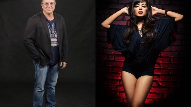 Boninho e Anitta (Foto: Reprodução)