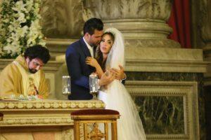 Casamento de Nicole Bahls e Marcelo Bimbi (Foto: Divulgação)