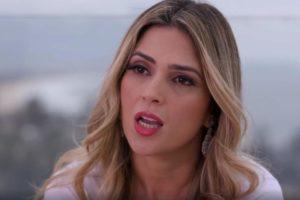 Nadja Pessoa em seu reality show (Foto: Reprodução/PlayPlus)