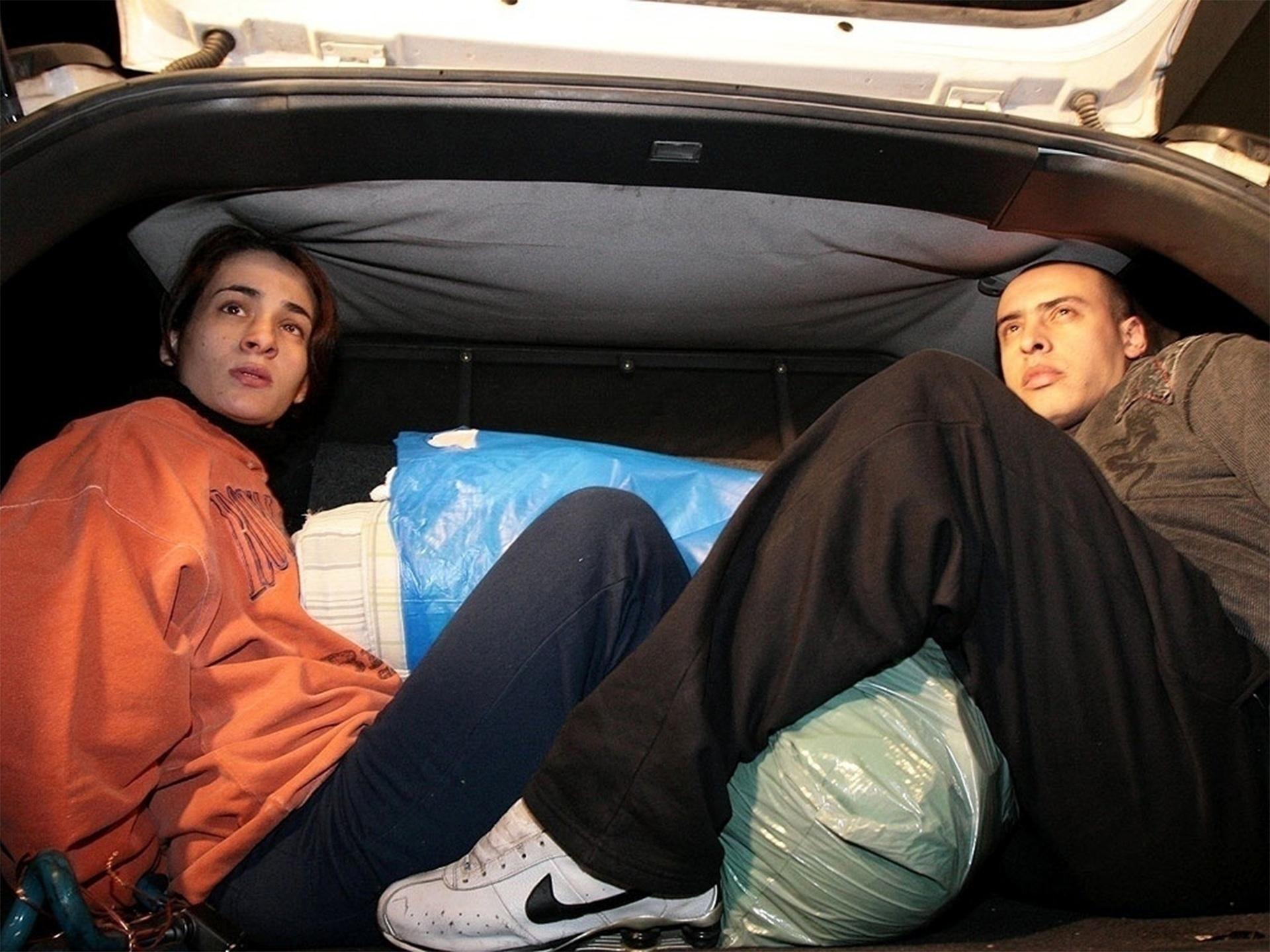 O casal Nardoni é um dos que protagonizam a nova série do SBT (Foto: Divulgação)