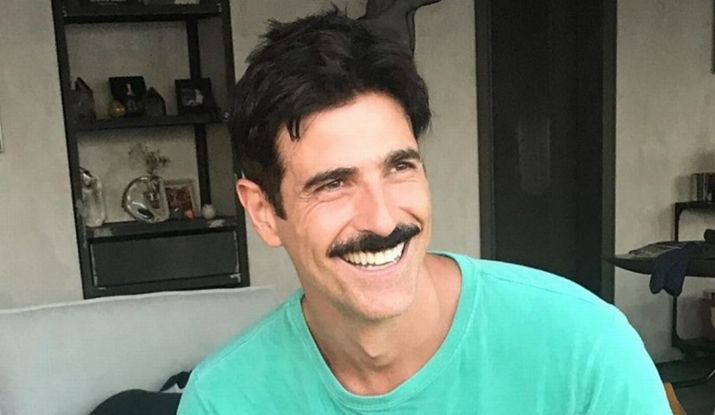 Reynaldo Gianecchini estará em Dias Felizes, próxima novela das 21h da Globo. (Foto: Reprodução)