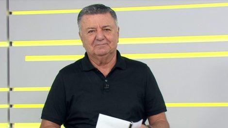 Arnaldo Cezar Coelho ainda fará mais um jogo pela Globo. (Foto: Divulgação)