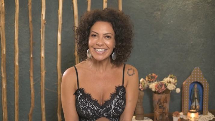 Fabíula Nascimento estará na nova temporada da série Sessão de Terapia. (Foto: Reprodução)