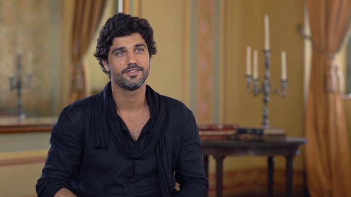 Bruno Cabrerizo estará em Órfãos da Terra, próxima novela das 18h da Globo. (Foto: Reprodução/GShow)