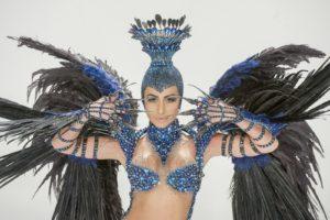 Sabrina Sato se prepara para o Carnaval do ano que vem (Foto: Globo/Alex Carvalho)