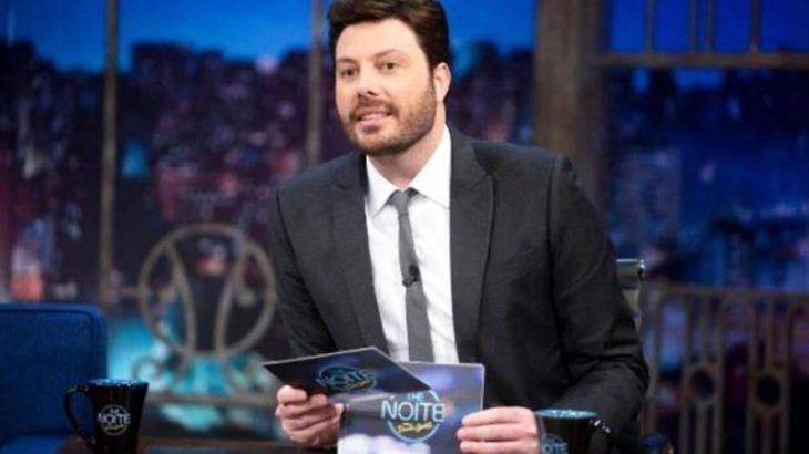 O apresentador Danilo Gentili desbanca a Globo (Foto: Reprodução)