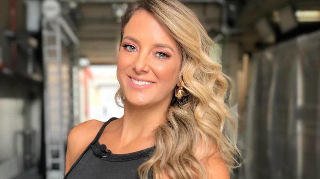 A apresentadora Ticiane Pinheiro (Foto: Reprodução)
