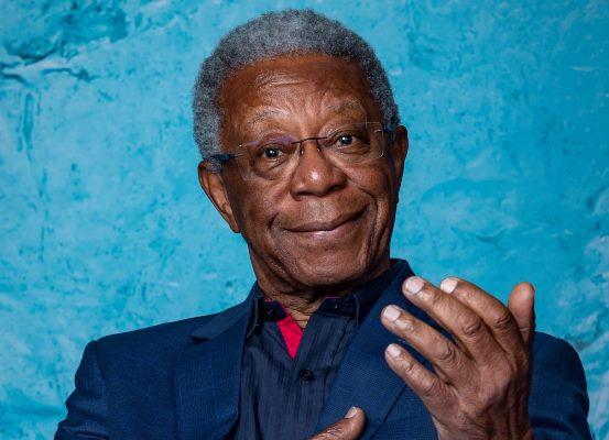 O ator da TV Globo Milton Gonçalves (Foto: Reprodução)