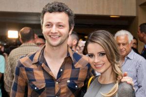 Lucas Lima e Sandy (Foto: Divulgação)