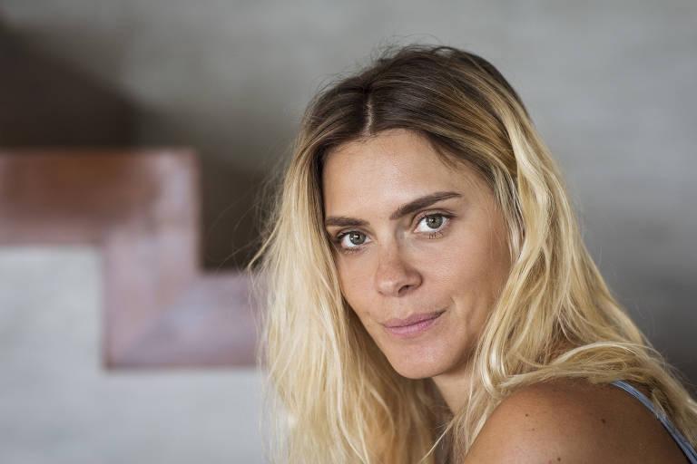 A atriz Carolina Dieckmann (Foto: Divulgação)