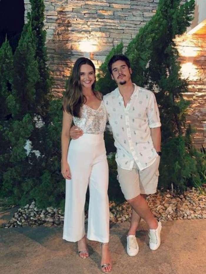 Nicolas Prattes e Juliana Paiva (Foto: Reprodução/Instagram)