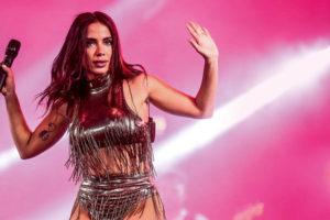 Show de Anitta - Reveillon 2018 na praia de Copacabana, zona sul, Rio de Janeiro, RJ. (31/12/17) (Foto: Roberto Filho / Brazil News)