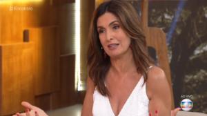 A apresentadora Fátima Bernardes no Encontro (Foto: Reprodução/Globo)