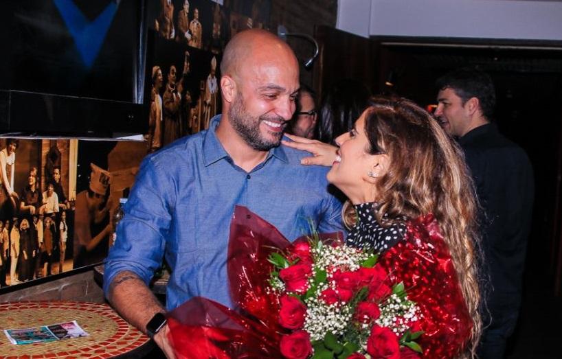 Camilla Camargo e o marido, Leonardo Lessa são pais de Joaquim