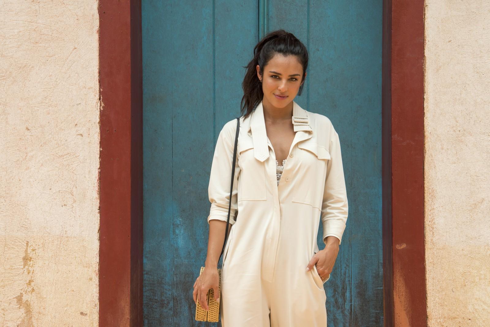 A atriz Yanna Lavigne (Foto: Estevam Avellar/Globo)